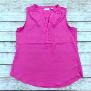 New York & Company Sleeveless Blouse Size M